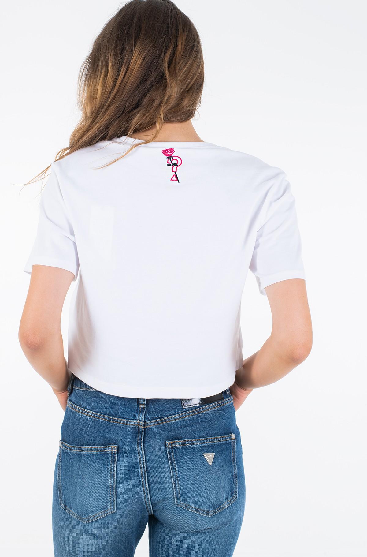 Marškinėliai W0YI91 K8FQ0-full-3