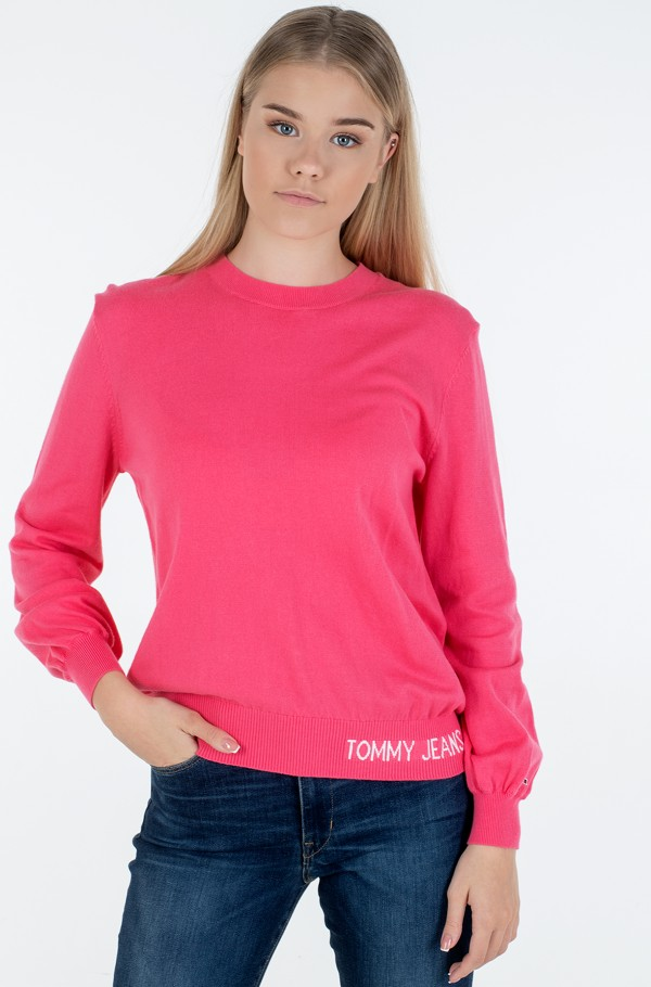 TJW FINE CREW NECK SWEATER