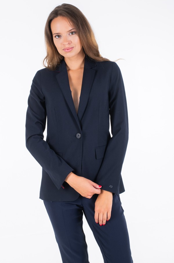 BISTRETCH COOL SB WOOL BLAZER
