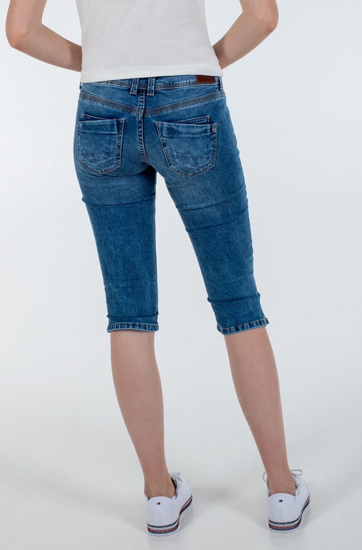 Lühikesed teksapüksid SATURN CROP/PL800652MF5-full-2