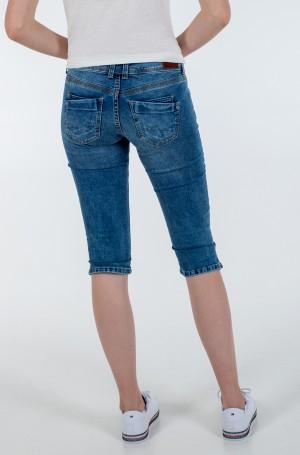 Lühikesed teksapüksid SATURN CROP/PL800652MF5-2