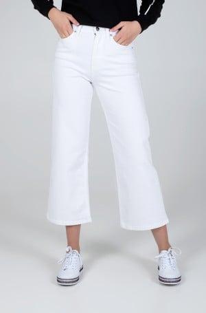 Džinsinės kelnės WIDE LEG-1