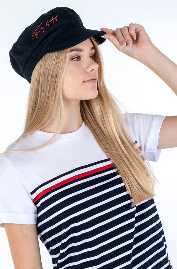 SIGNATURE BAKER BOY HAT