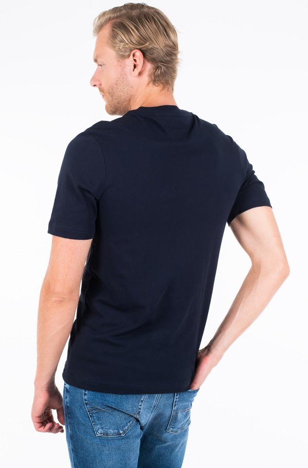 CIRCULAR SHIELD RELAXED FIT TEE-hover
