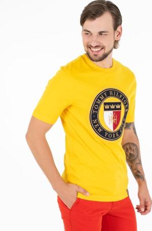 Marškinėliai CIRCULAR SHIELD RELAXED FIT TEE-1