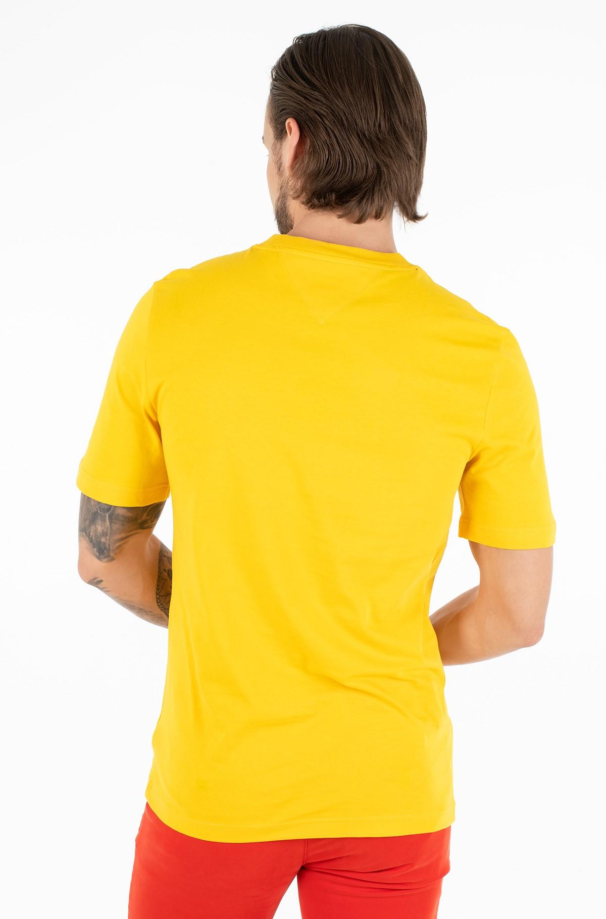Marškinėliai CIRCULAR SHIELD RELAXED FIT TEE-full-2