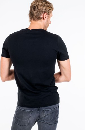 T-särk PALM AOP POCKET TEE-2