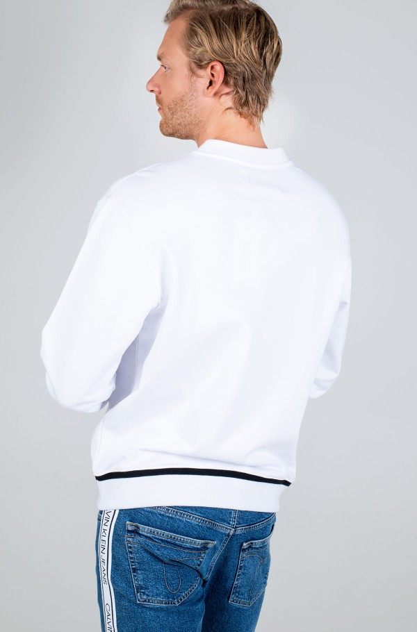 TIPPING CREW NECK-hover