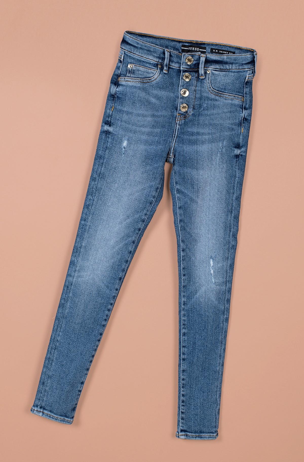 Laste teksapüksid J0YA01 D3BT0-full-1