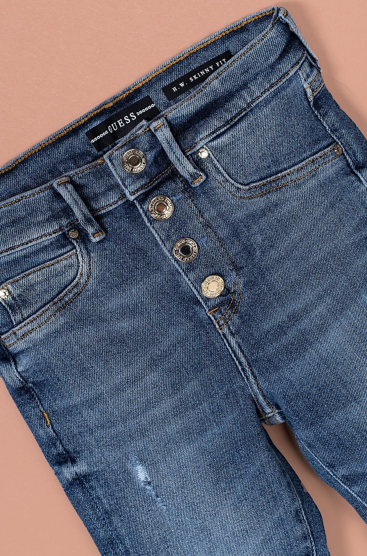 Laste teksapüksid J0YA01 D3BT0-full-2