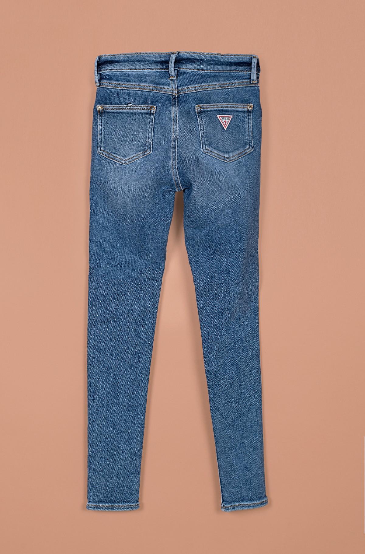 Laste teksapüksid J0YA01 D3BT0-full-3
