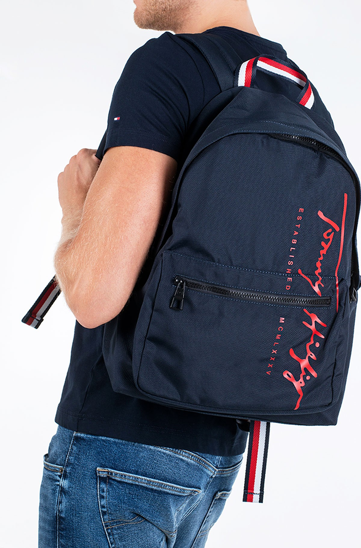 Kuprinė TH SIGNATURE BACKPACK-full-1
