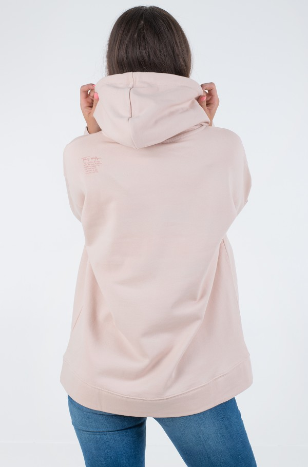 CINDY RELAXED HOODIE LS-hover