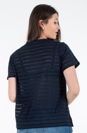 T-särk CELESTE RELAXED SCOOP-NK TOP SS-2