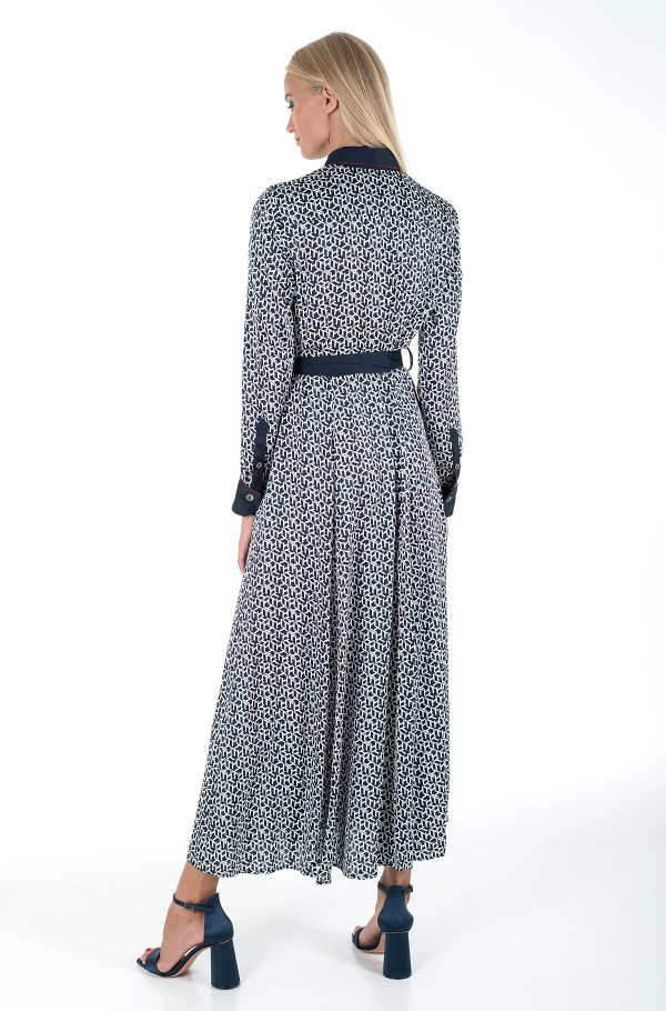 ICON TILDA MAXI SHIRT DRESS LS-hover