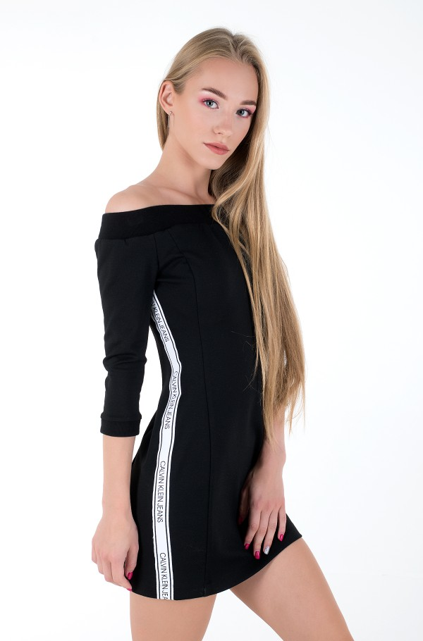 OFF THE SHOULDER MILANO DRESS