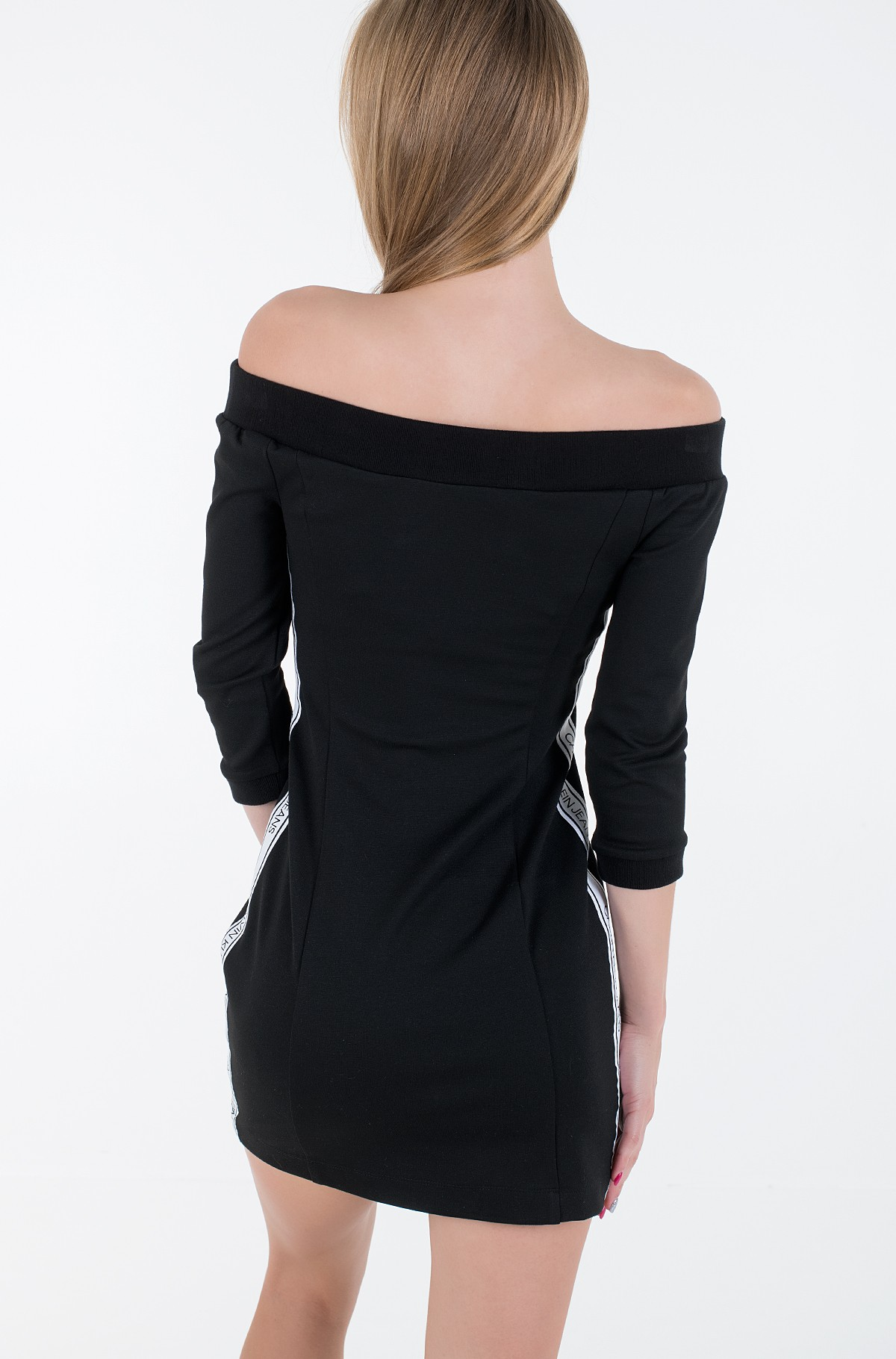 Suknelė OFF THE SHOULDER MILANO DRESS-full-2