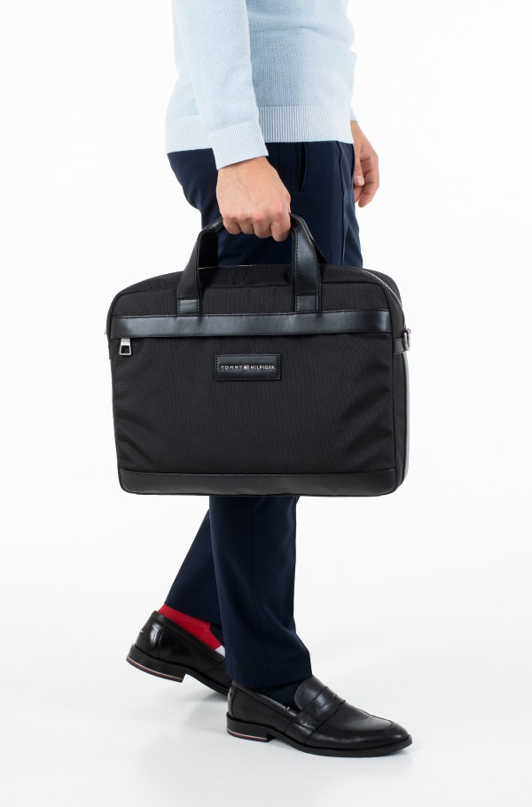 UPTOWN NYLON COMPUTER BAG