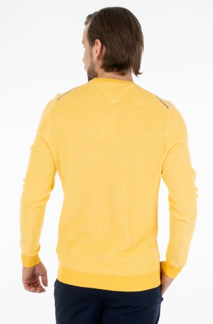 Sweater MOULINE STRUCTURE CREW NECK-2