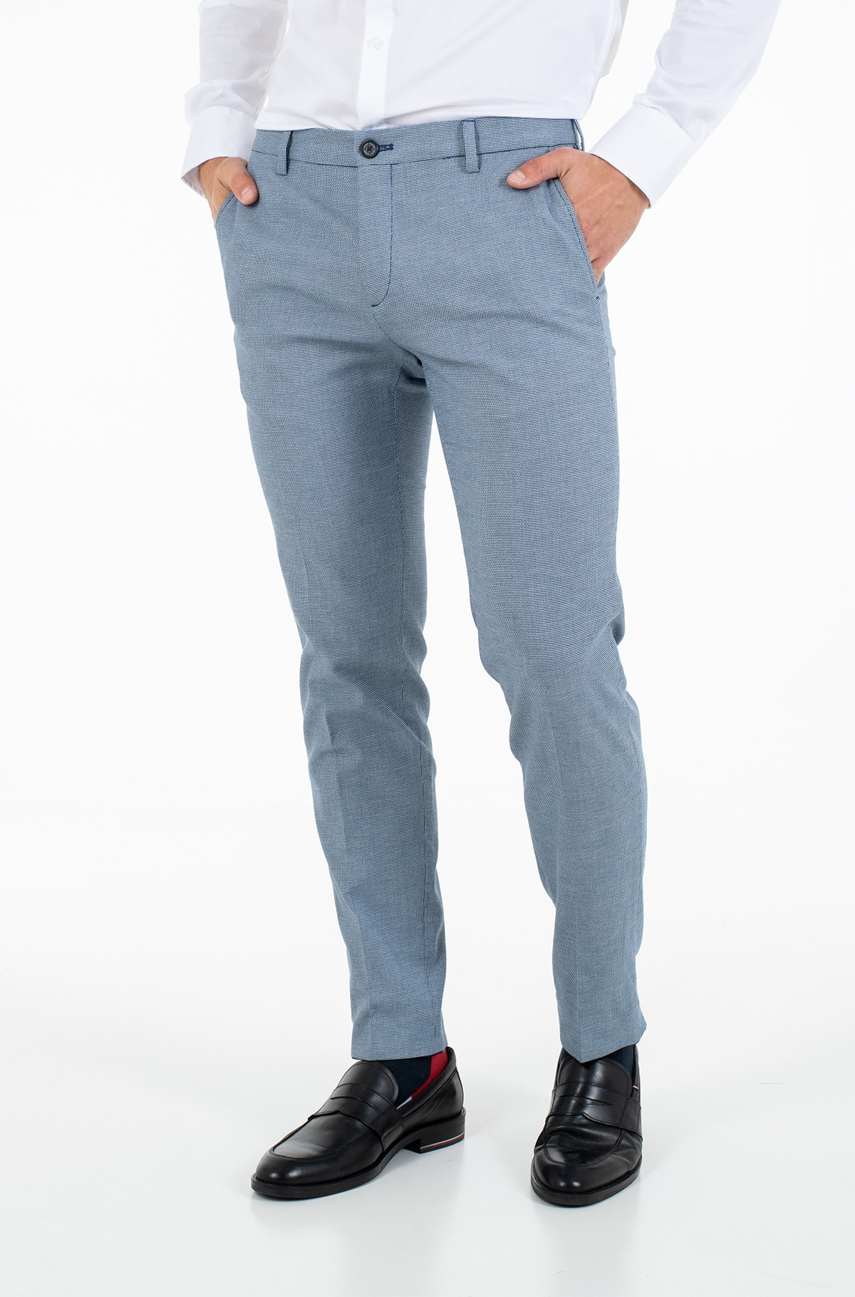 Fabric trousers FLEX FKS SLIM FIT PANT-full-1