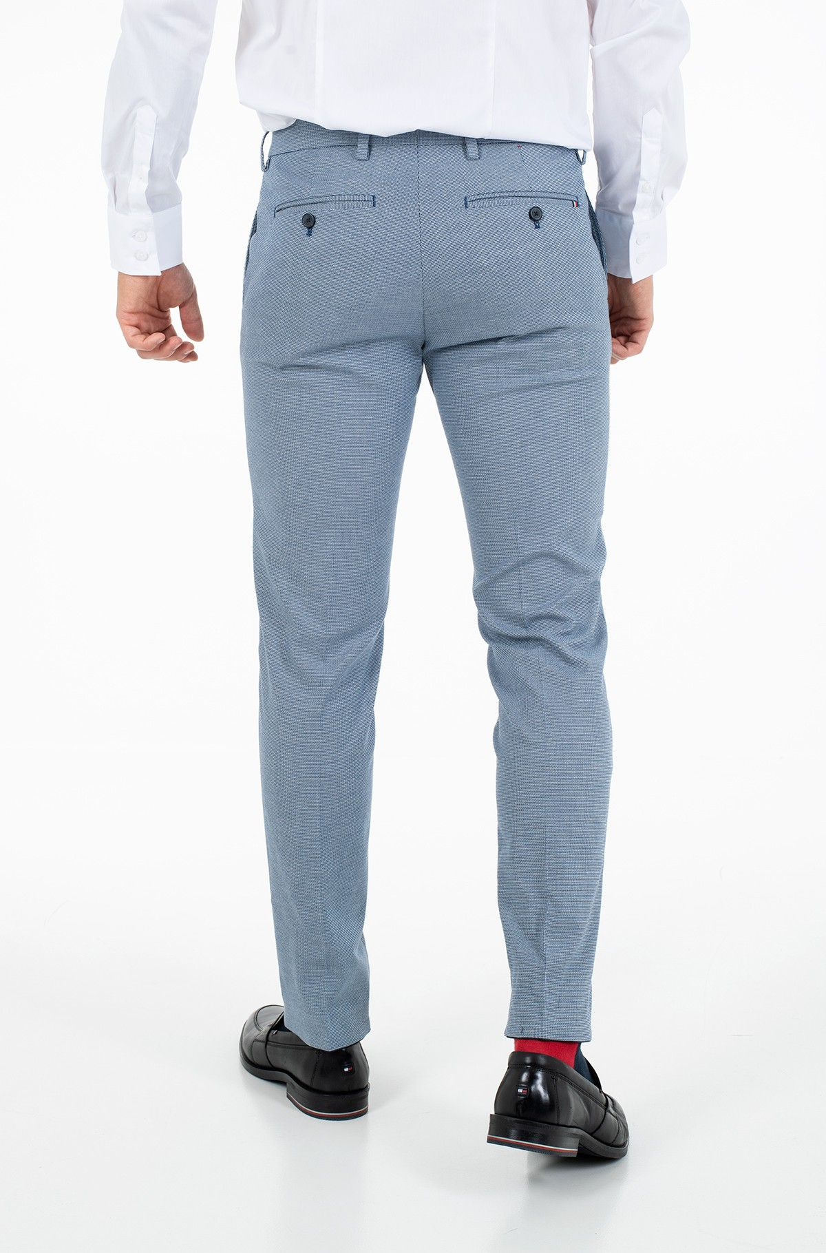 Fabric trousers FLEX FKS SLIM FIT PANT-full-2