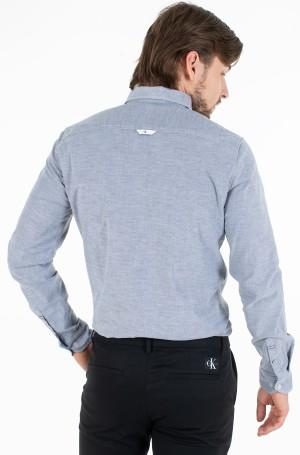 Marškiniai CHAMBRAY SLIM STRETCH-2