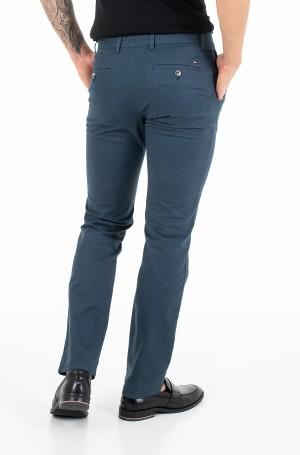 Fabric trousers DENTON MINI PRINT-2