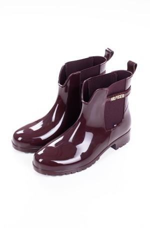 Guminiai batai BLOCK BRANDING RAINBOOT-1