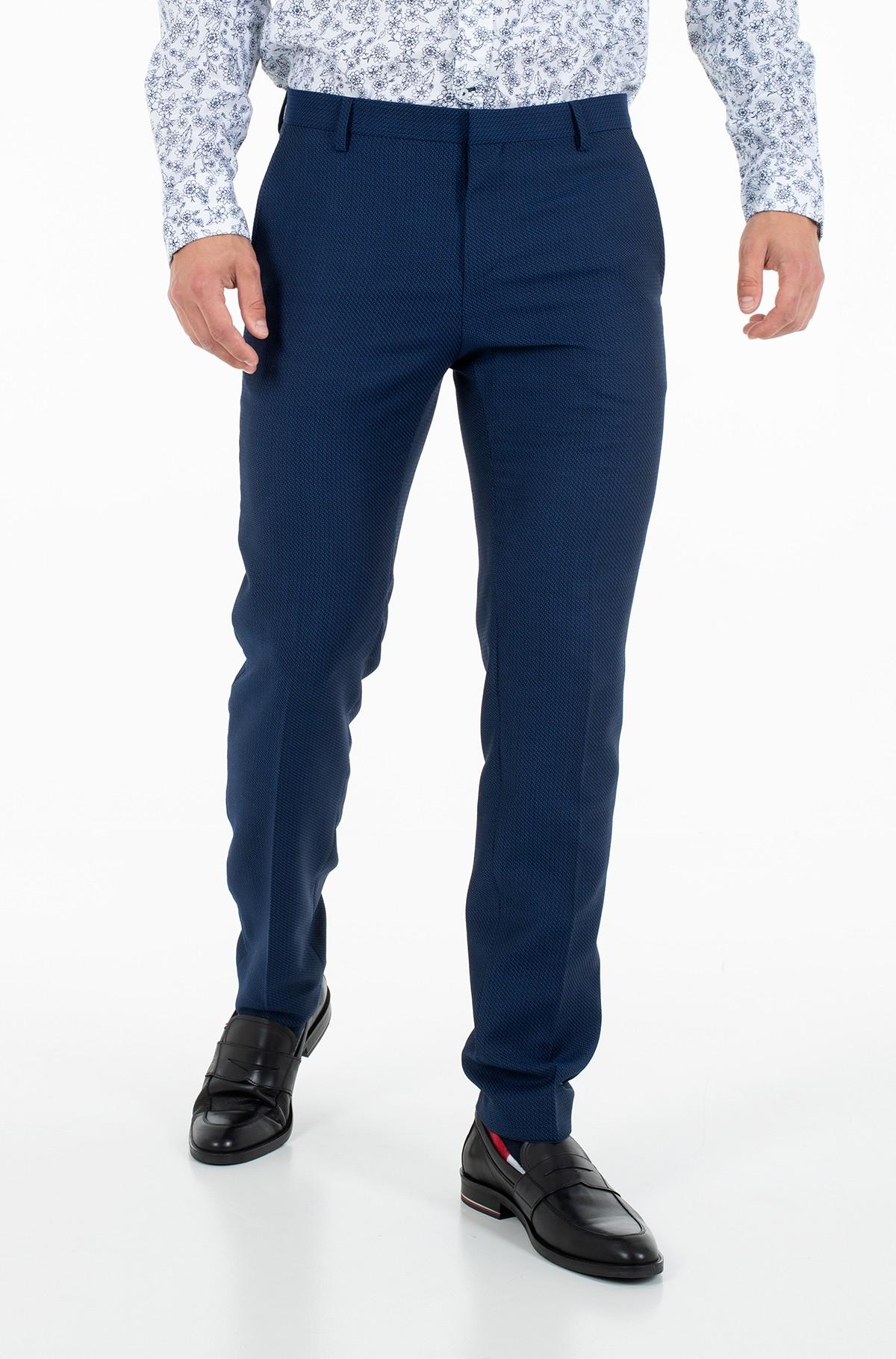 Fabric trousers MACRO SLIM FIT SEPARATE PNT-full-1