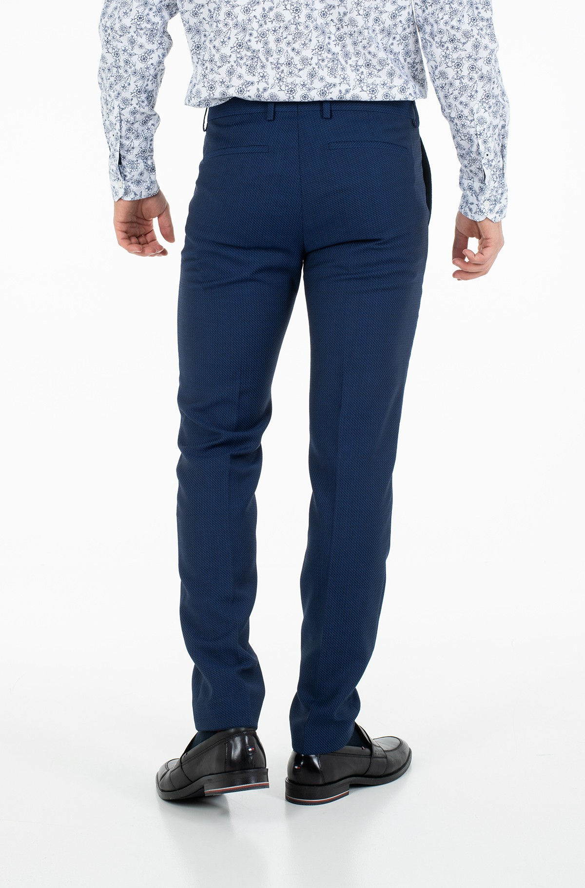Fabric trousers MACRO SLIM FIT SEPARATE PNT-full-2