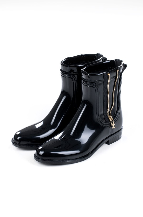 TOMMY GLOSSY RAINBOOT