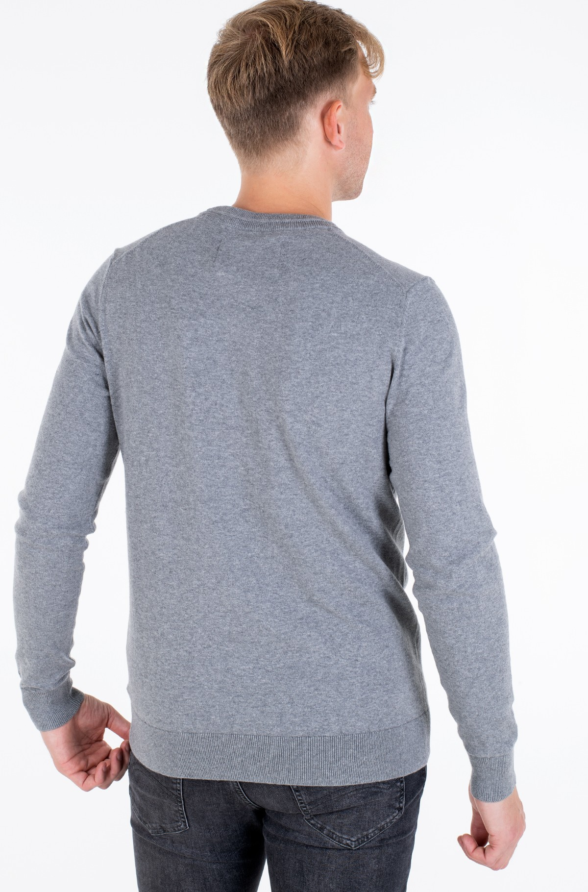 Megztinis ESSENTIAL CREW NECK SWEATER-full-2