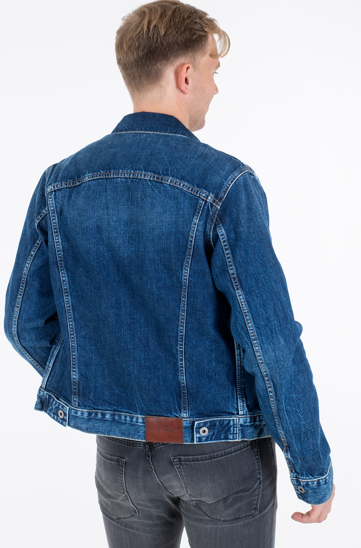 Denim jacket  PINNER/PM400908HD6-full-2