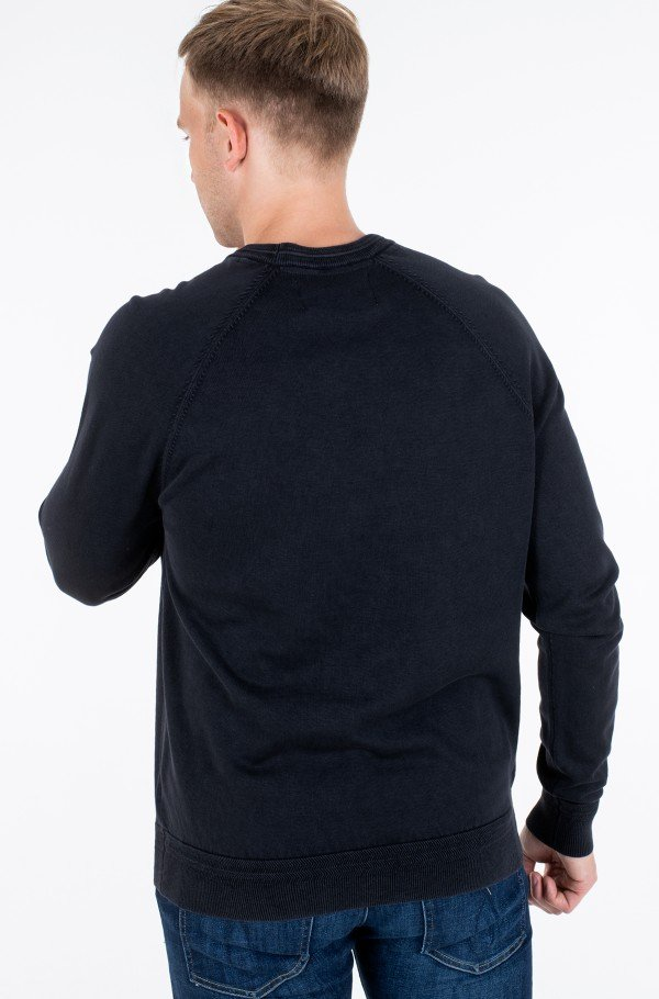 GMD ESSENTIAL CREW NECK SWEATER-hover