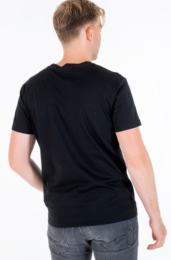 EMBOSSED REGULAR FIT TEE-hover