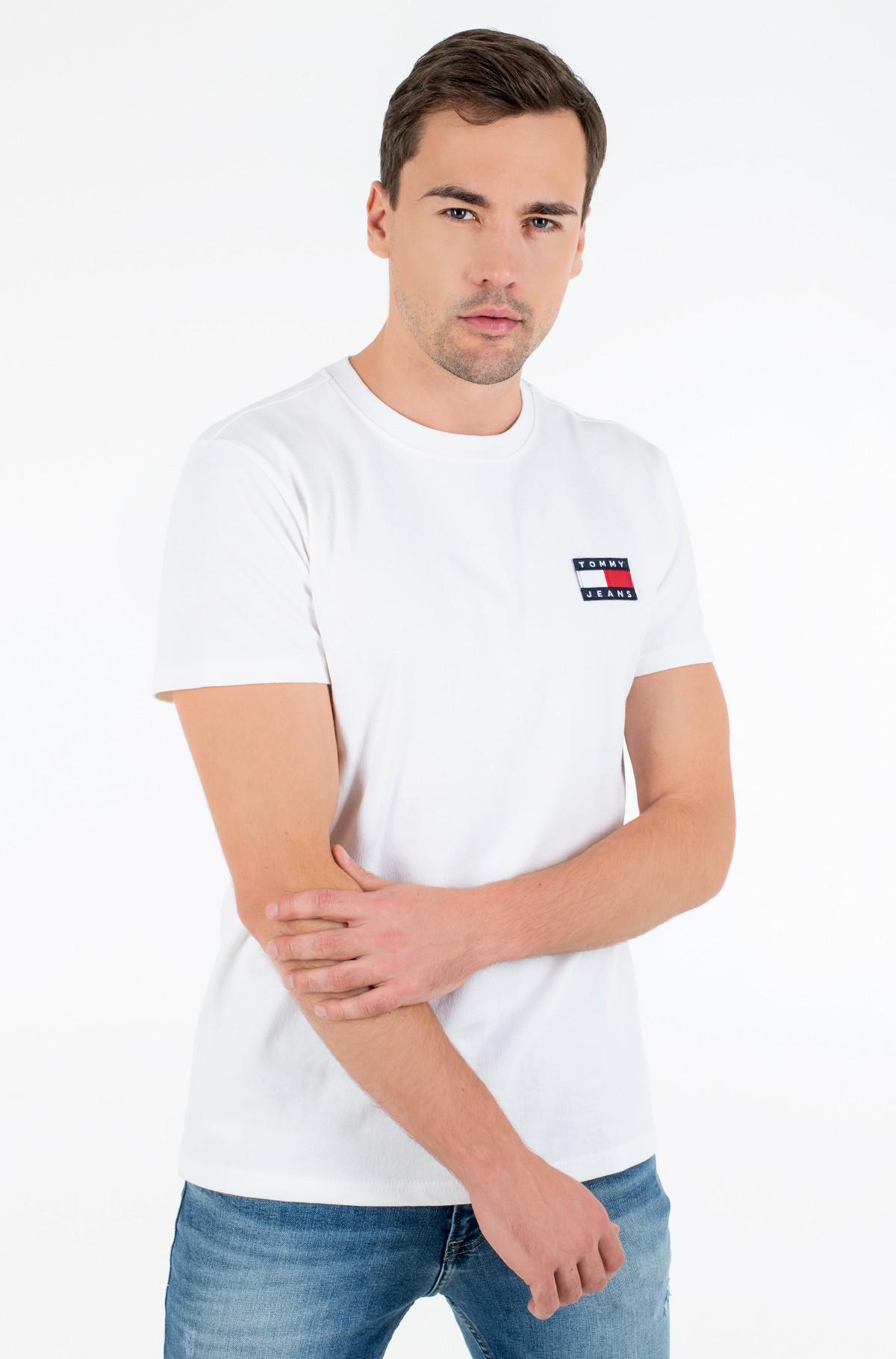 T-shirt TJM TOMMY BADGE TEE-full-1