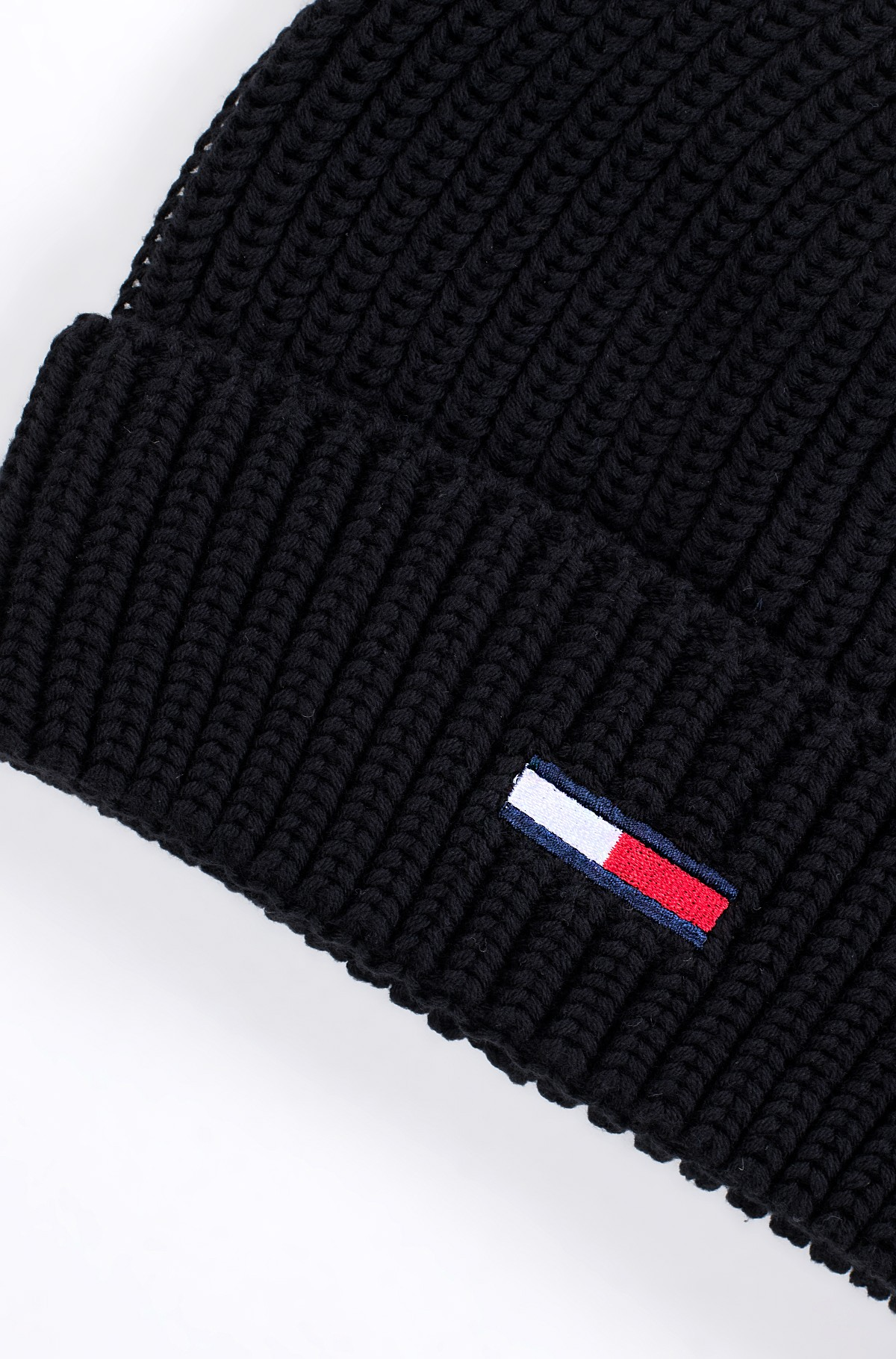 Müts TJM BASIC FLAG RIB BEANIE-full-3