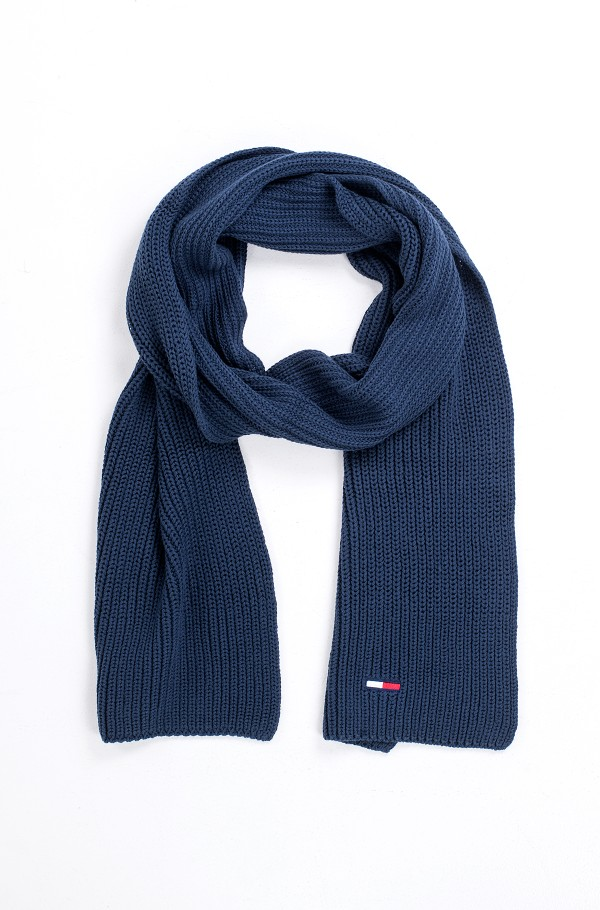 TJM BASIC FLAG RIB SCARF