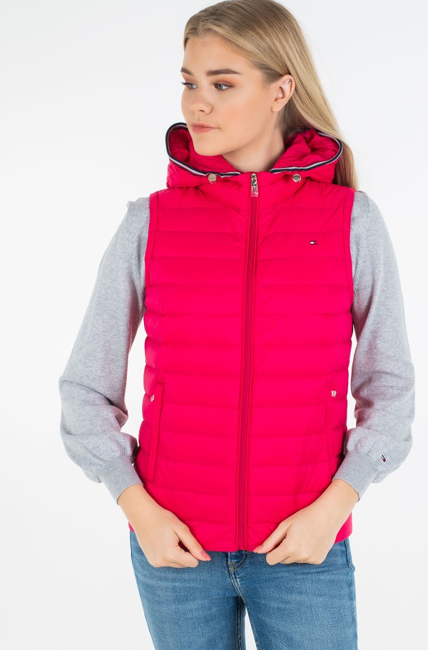 TH ESSENTIAL LW DWN PACK VEST-hover