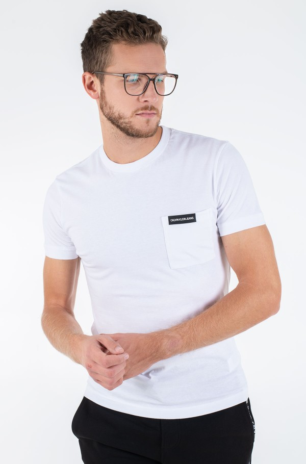 INSTITUTIONAL POCKET TEE