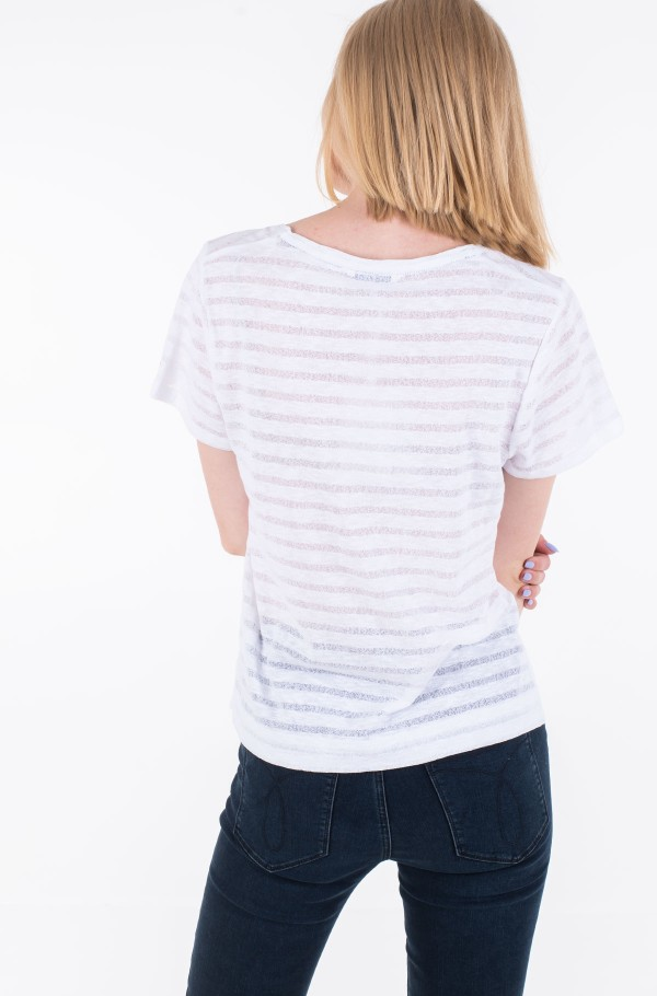 CELESTE RELAXED SCOOP-NK TOP SS-hover