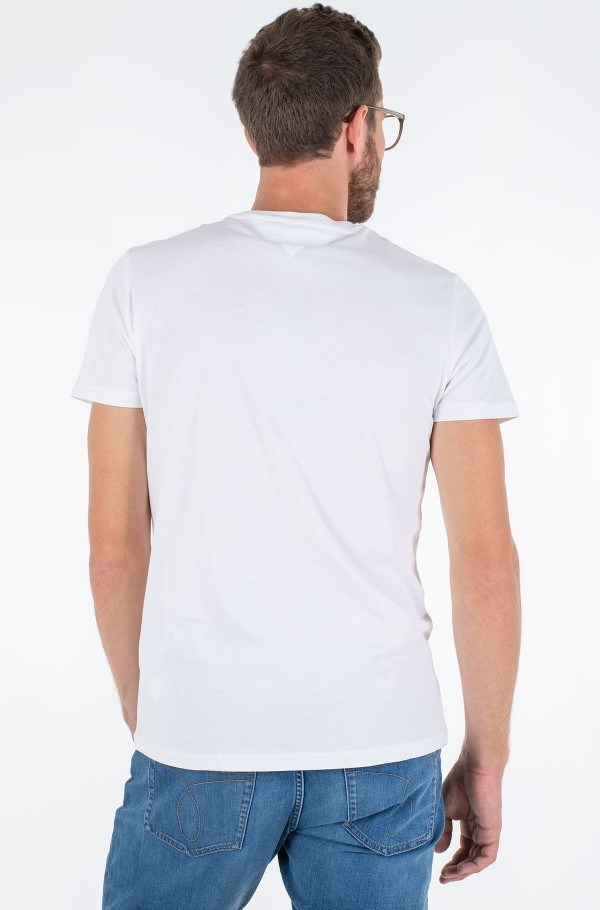 TJM ESSENTIAL FRONT LOGO TEE-hover