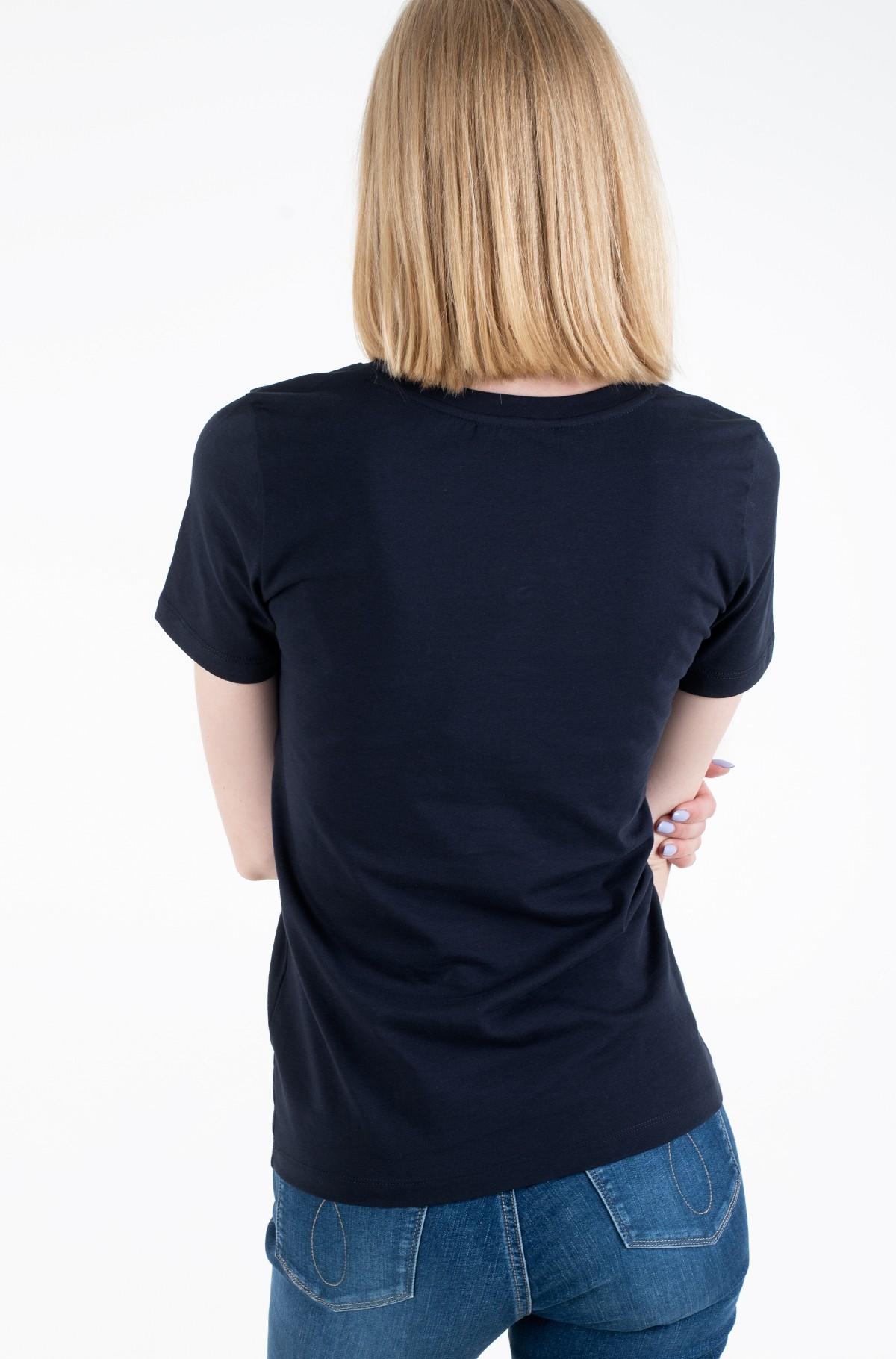 T-shirt ICON SLIM C-NK TOP SS-full-2