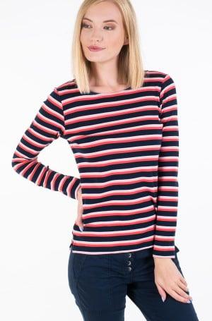 Marškinėliai ilgomis rankovėmis 1021047-1