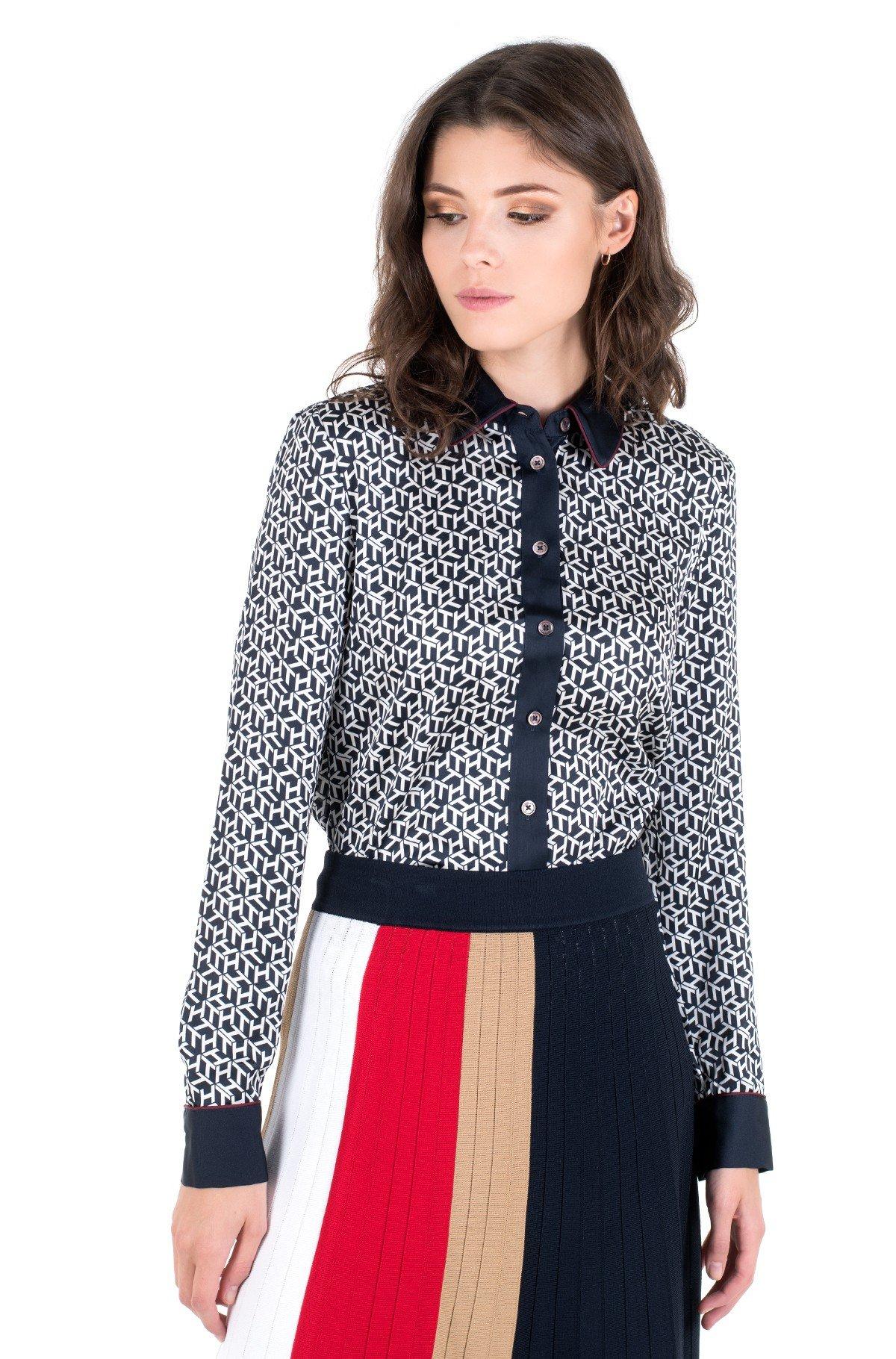 Marškiniai ICON TILDA BLOUSE LS-full-1