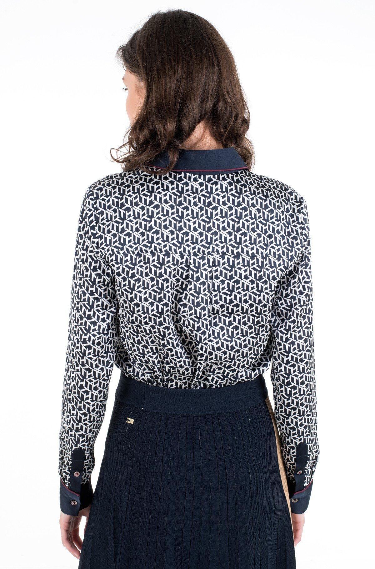 Marškiniai ICON TILDA BLOUSE LS-full-2