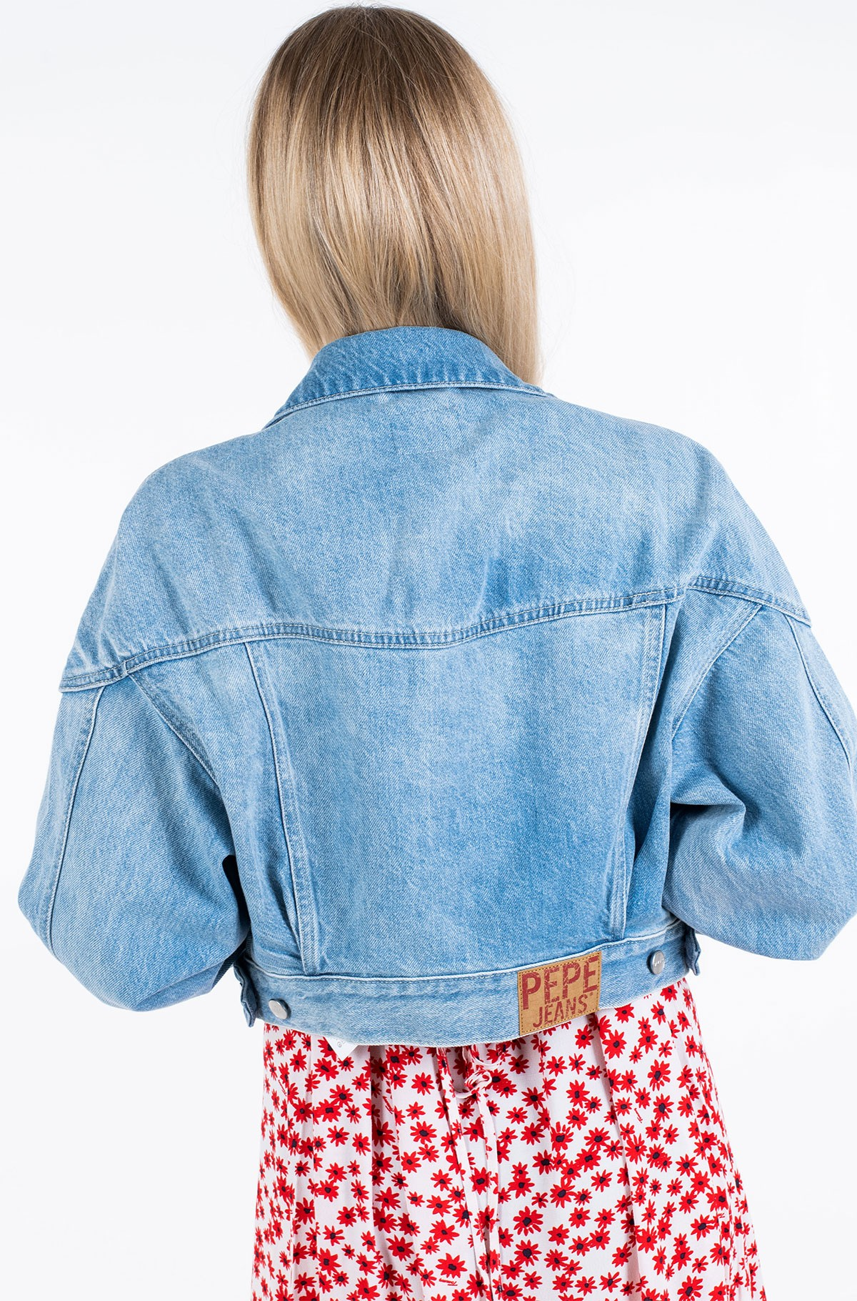 Denim jacket VOLT FLOW/PL401840	-full-3