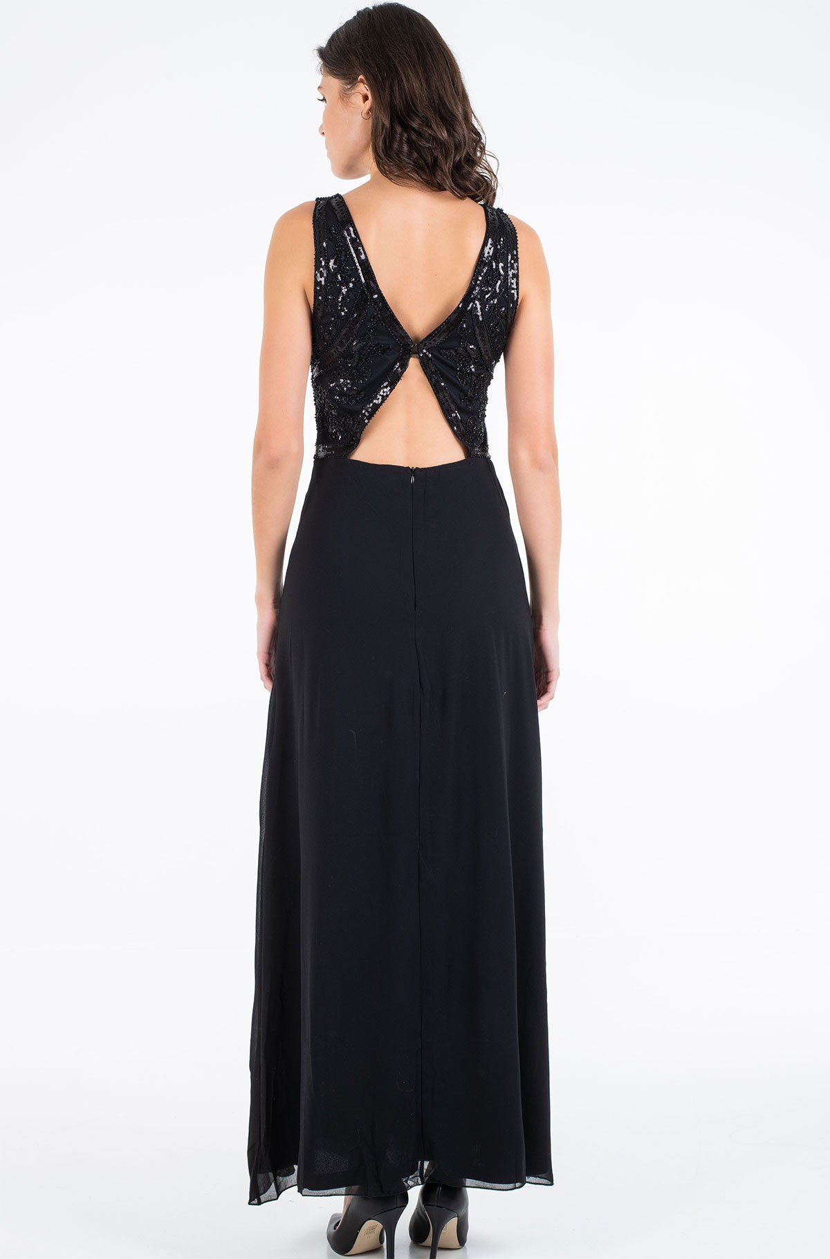 Maxi dress W766A20-full-3
