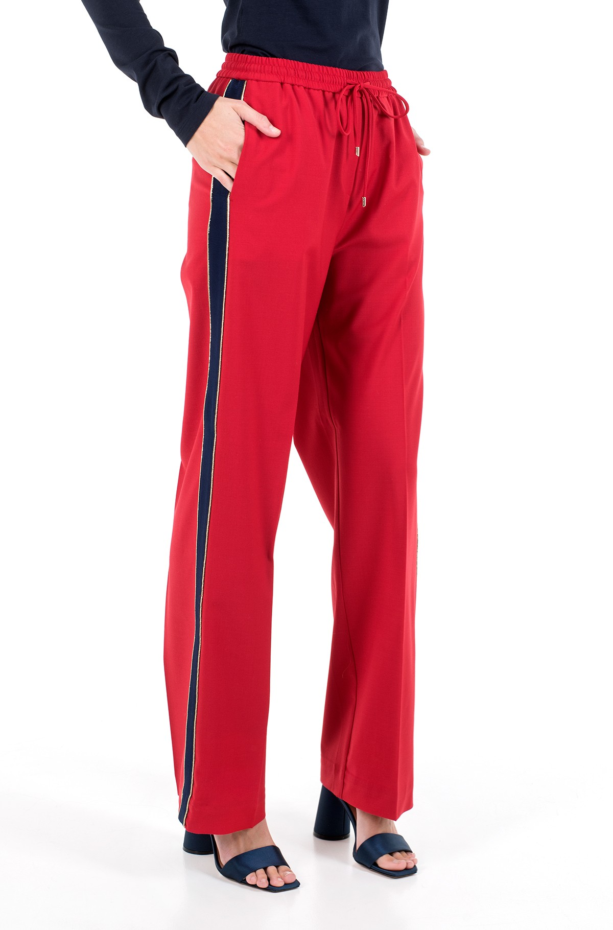 Püksid ICON BISTRETCH WOOL WL FL PANT-full-1