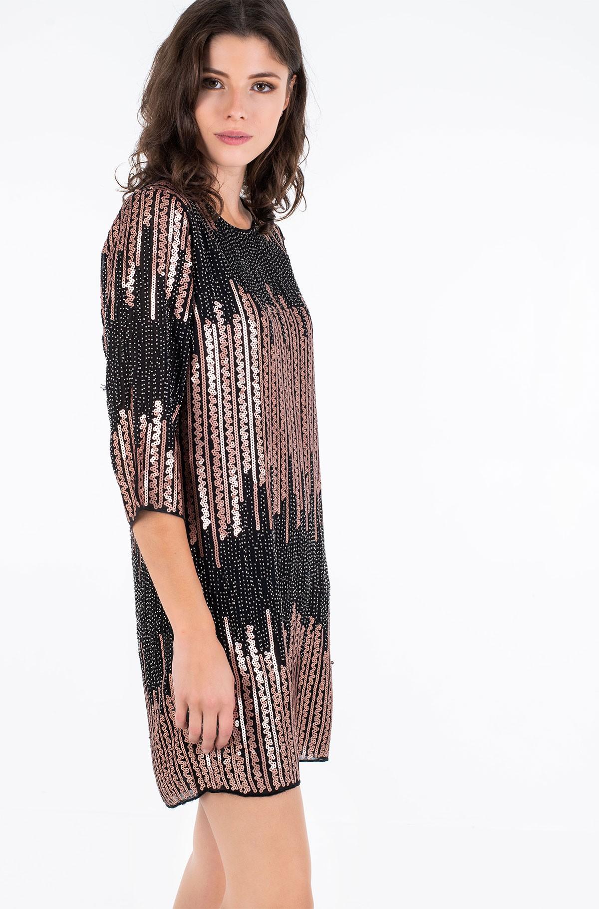Suknelė su žvyneliais W727H20-full-2